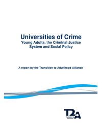 universities of crime