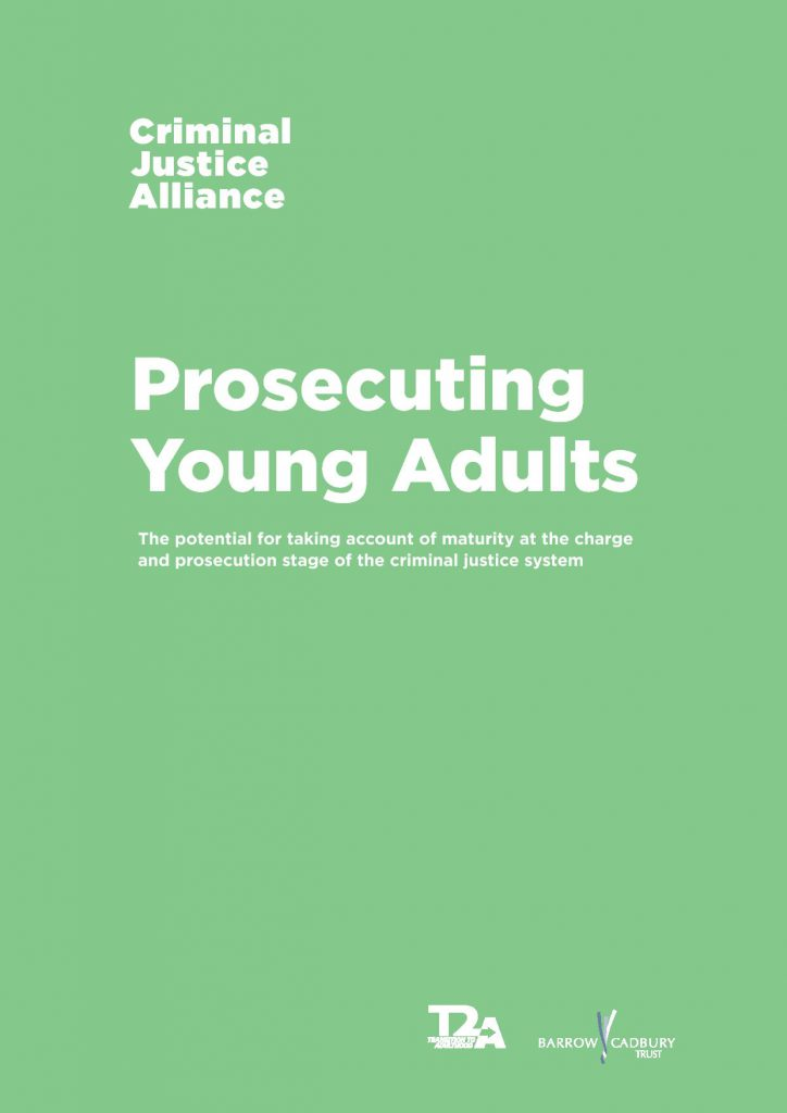 Prosecuting Young Adults