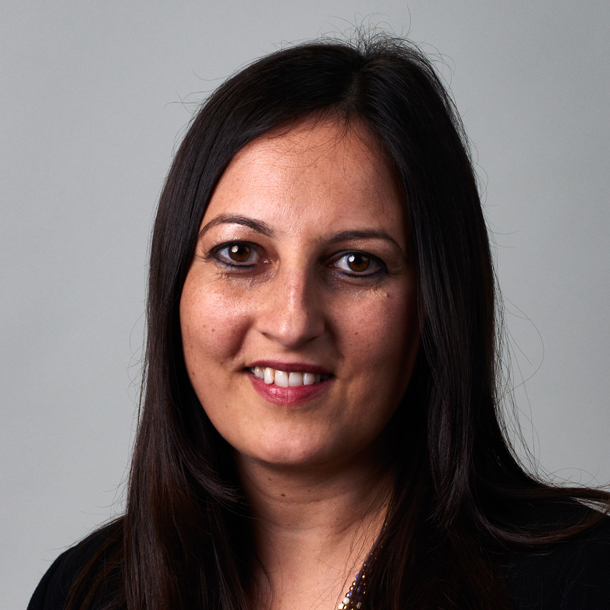 Ayesha Saran