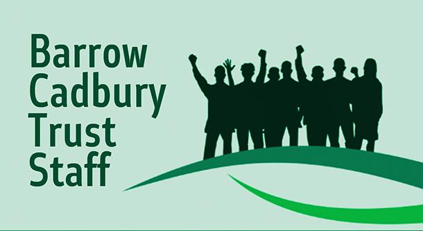 Barrow Cadbury Trust Staff
