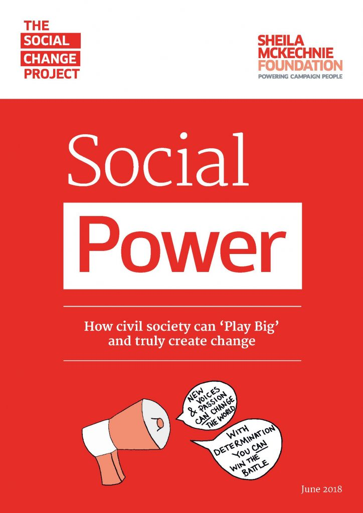 SOCIAL POWER REPORT